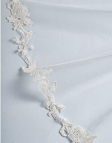 KYRA - a romantic bridal veil
