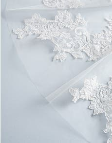 LEDA - a beatiful lace veil