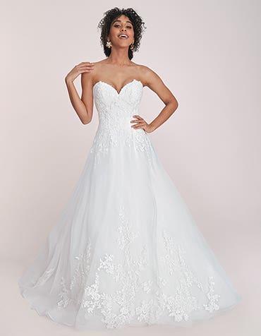 Leighton - ein modernes Prinzessinenkleid