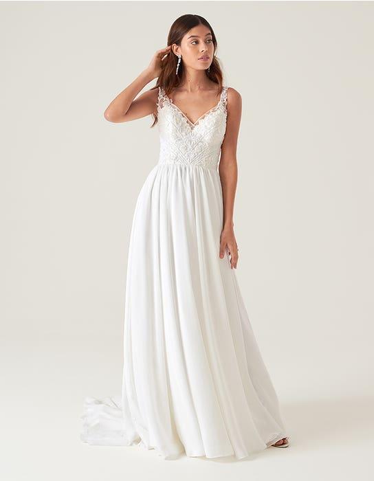 lilah aline wedding dress front heidi hudson