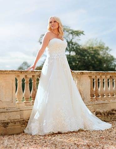 madaline aline wedding dress front edit viva bride th