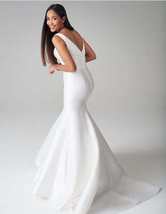 magnus fishtail wedding dress back anna sorrano