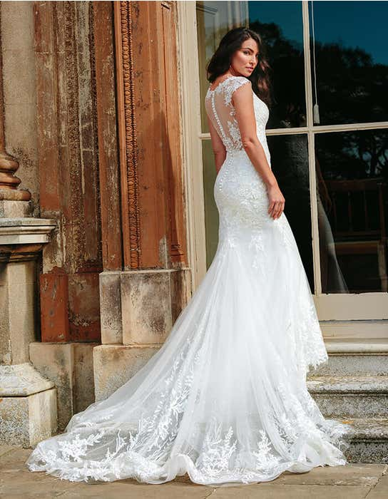 marko sheath wedding dress back edit signature