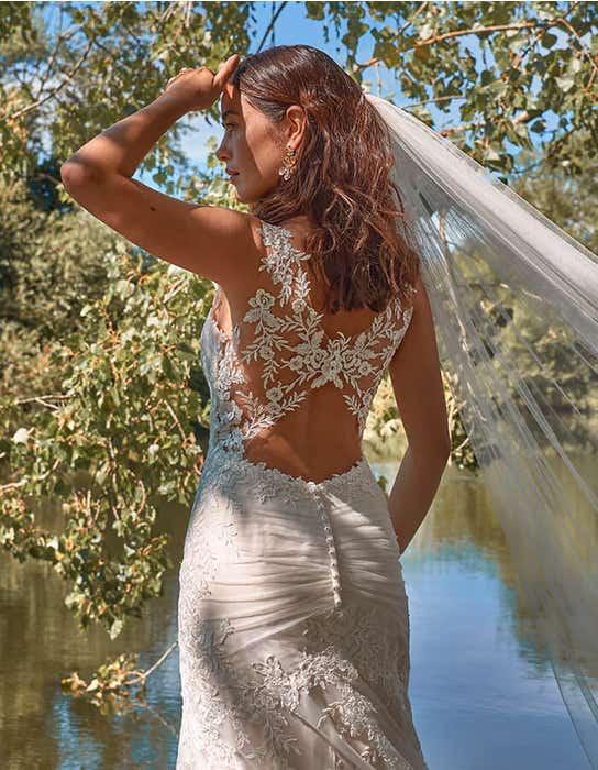marlow fishtail wedding dress back crop edit viva bride
