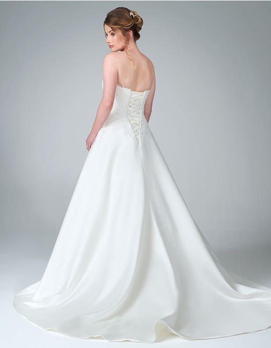 mercy aline wedding dress back anna sorrano