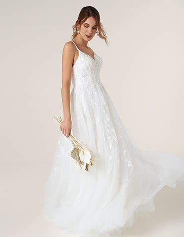 Minnie - the ultimate sparkling wedding dress