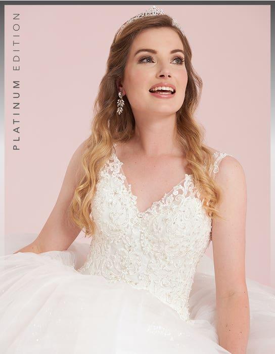 regina ballgown wedding dress front crop viva bride