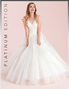 Regina - the ultimate glittery ballgown