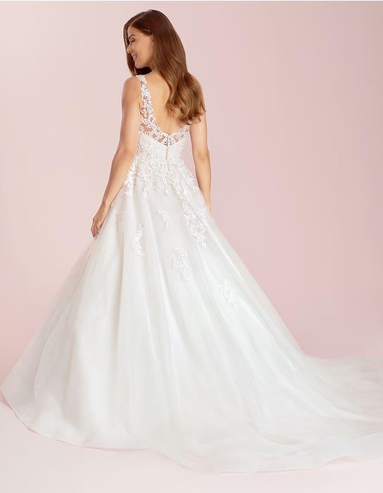 reuben aline wedding dress back viva bride