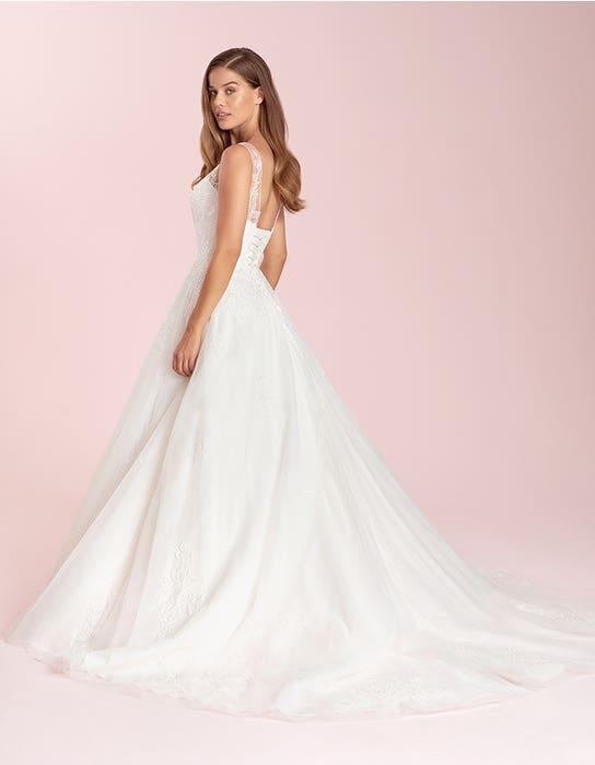 sharisse aline wedding dress back viva bride
