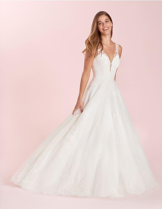 sharisse aline wedding dress front viva bride