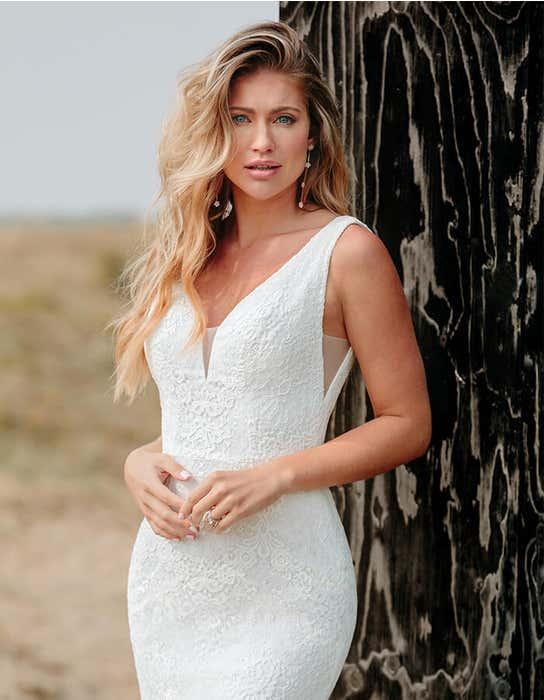 sian sheath wedding dress front crop edit heidi hudson