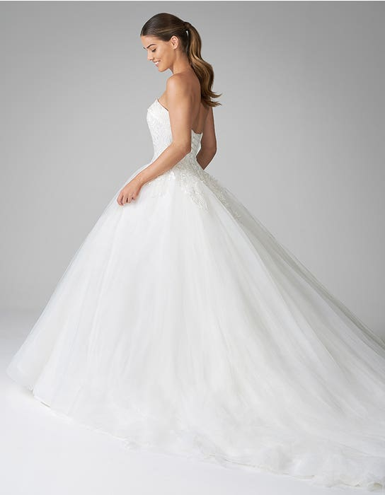 theodora ballgown wedding dress back anna sorrano