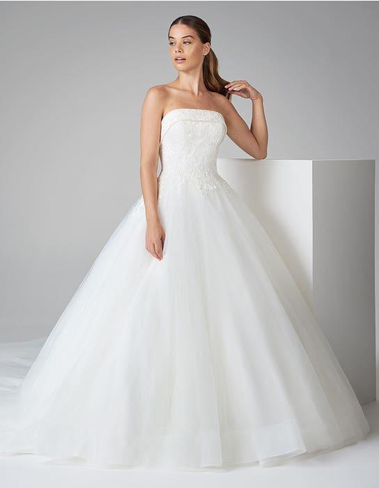theodora ballgown wedding dress front anna sorrano