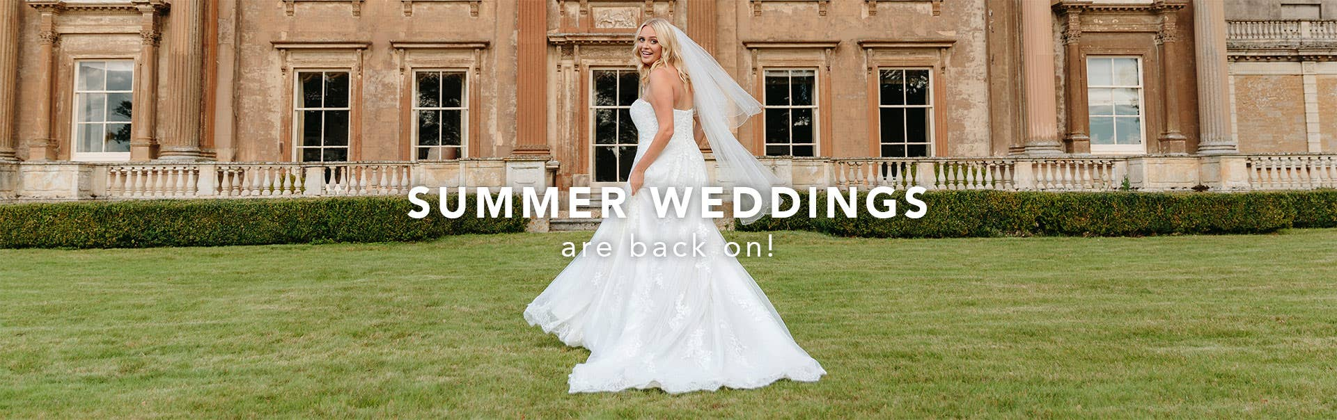 Having a summer wedding?