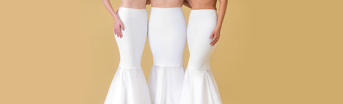 the shapewear underskirt