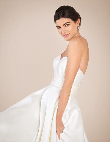 Beautiful ball gown wedding dresses