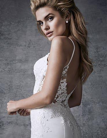 Dreamy destination wedding dresses