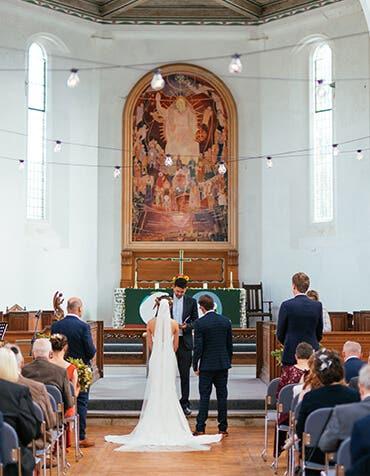 Real Weddings Belfast: Amy And Mark's Stylish New York Wedding
