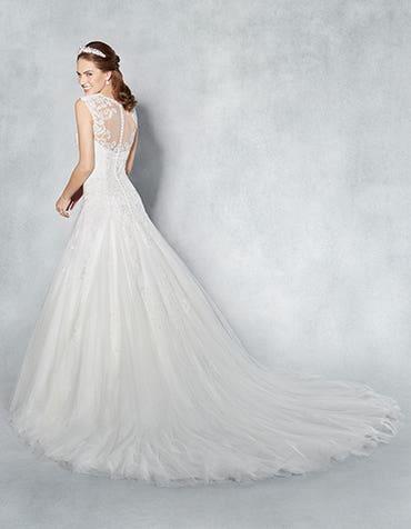 Gorgeous princess wedding dresses