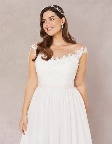 Plus size dresses, in store now!