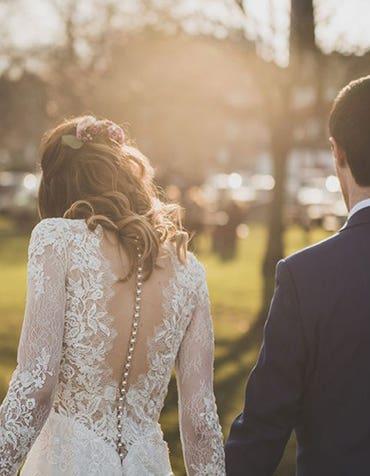 Rachel And Jonathan's Intimate Wedding Day