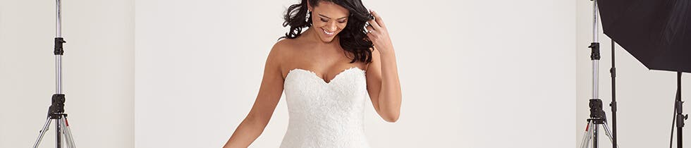 What Type Of Wedding Dress Is Best For Plus Size?