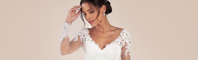 Gratis Hochzeitskleid