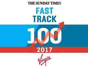 WED2B maakte zijn debuut op de 21ste jaarlijkse Sunday Times Virgin Fast Track 100