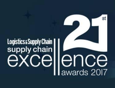 WED2B werd uitgeroepen tot beste voor Supply Chain Visibility bij Logistics & Supply Chain's Excellence Awards.