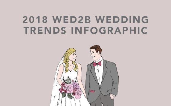 View 2018 Wedding Trends