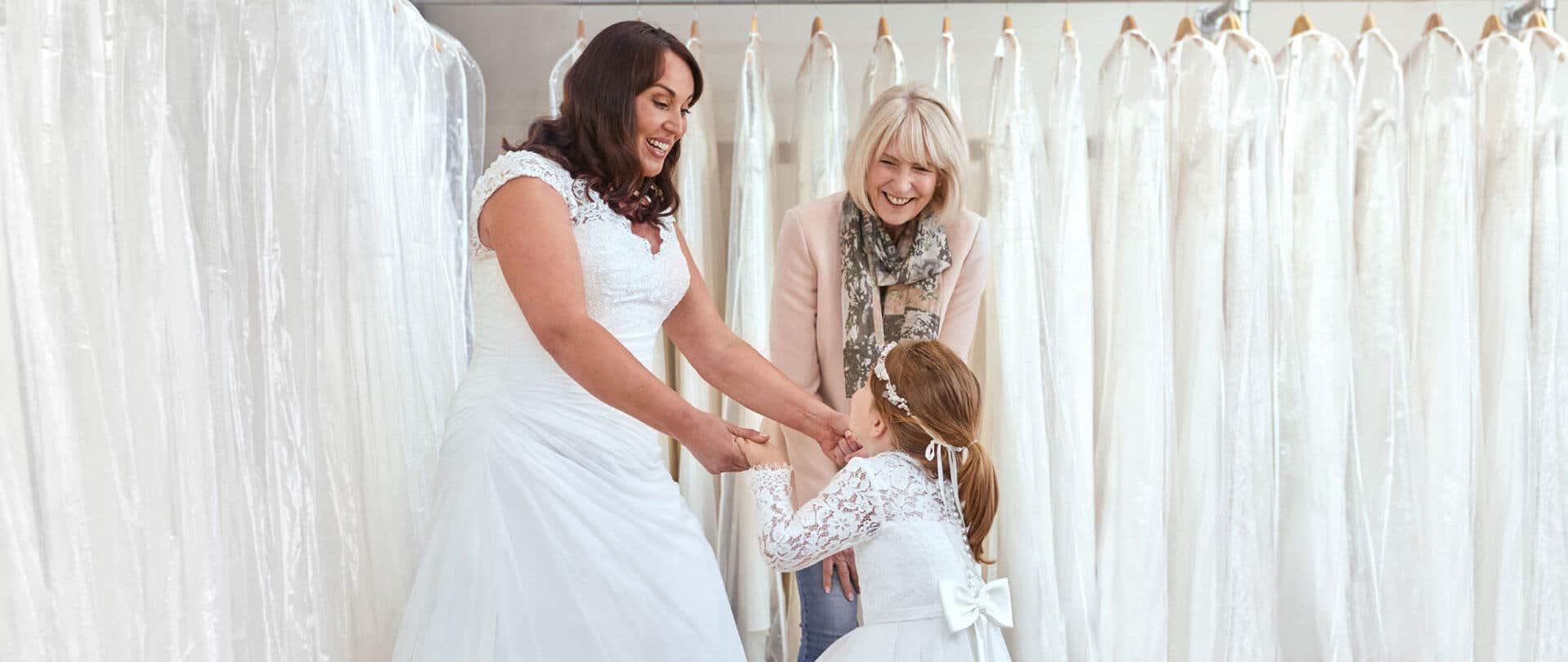 wed2b bridal consultation