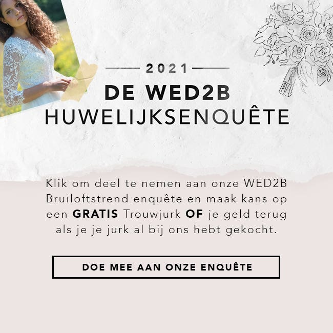The WED2B 2021 Wedding Survey