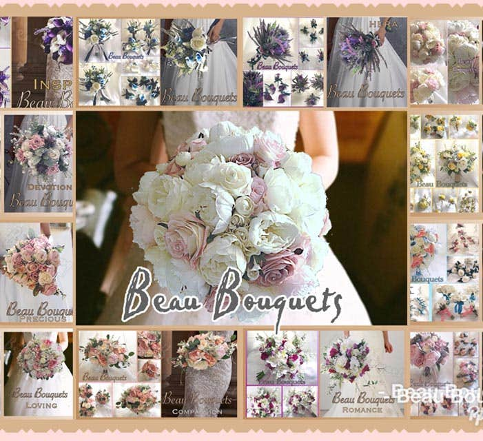 Beau Bouquets by Michelle Maclean