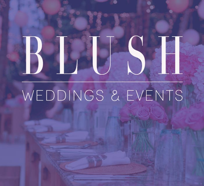 Blush Weddings and Events Ltd.