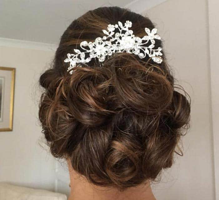 Bristol Wedding Hair