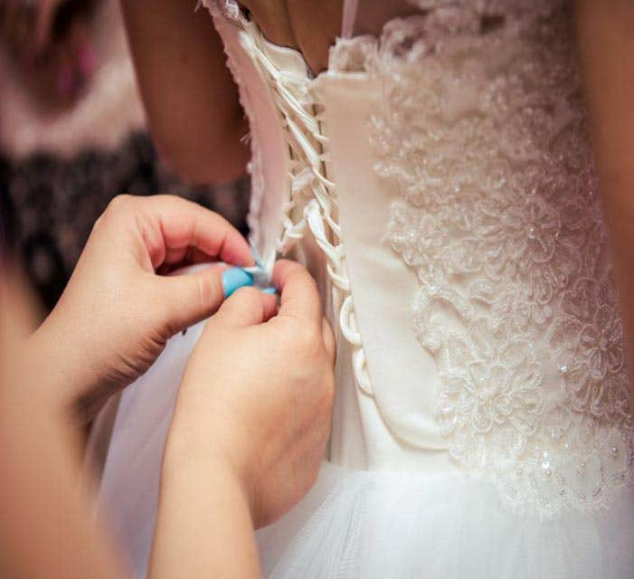 Cheshire Wedding Dress Alterations
