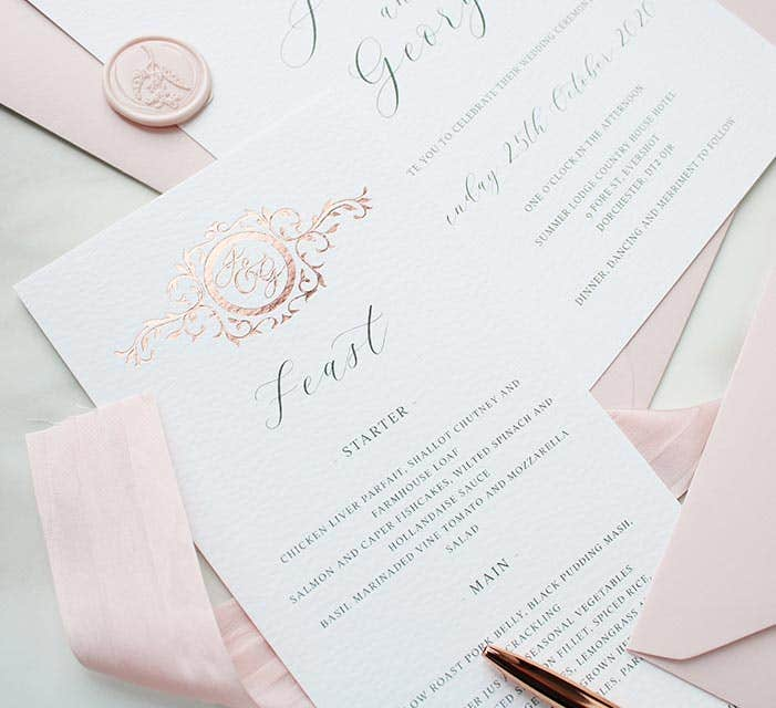 The Bridal Paperie