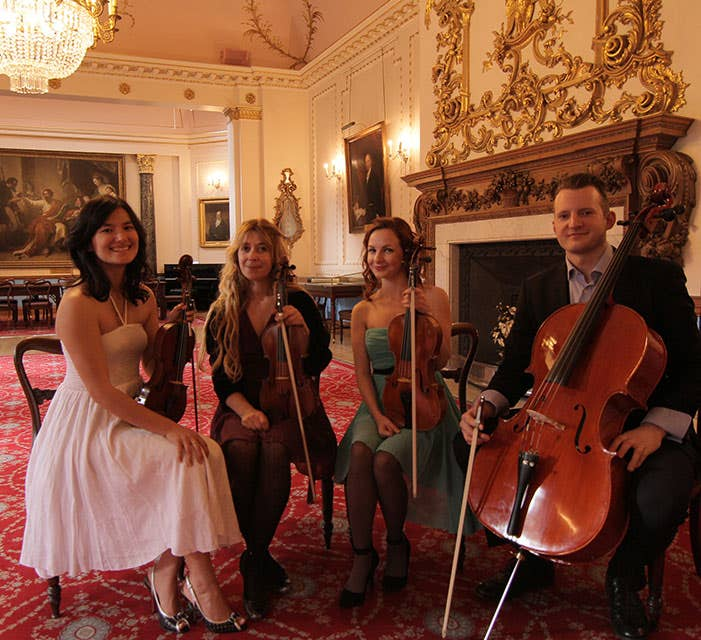 Niche London String Quartet