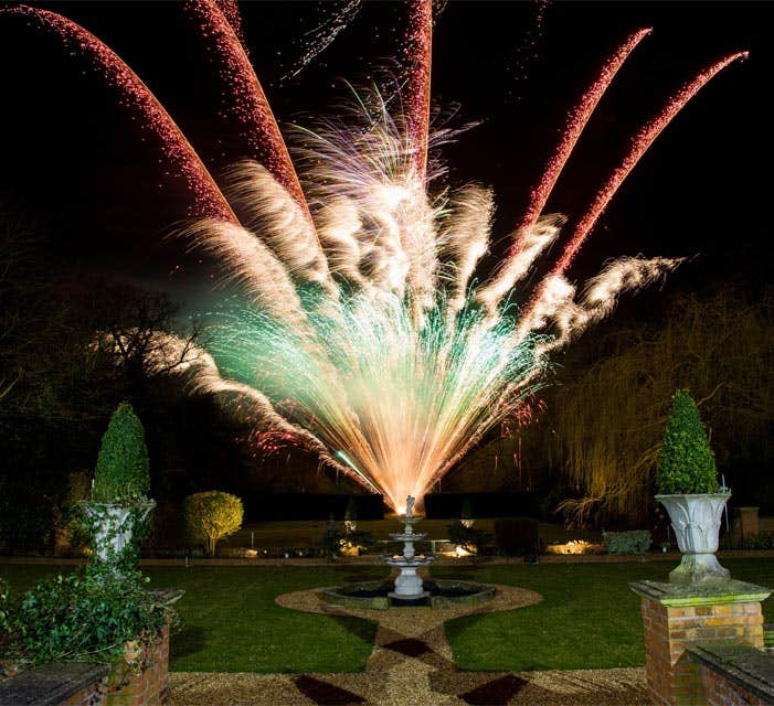 Rave Fireworks LTD