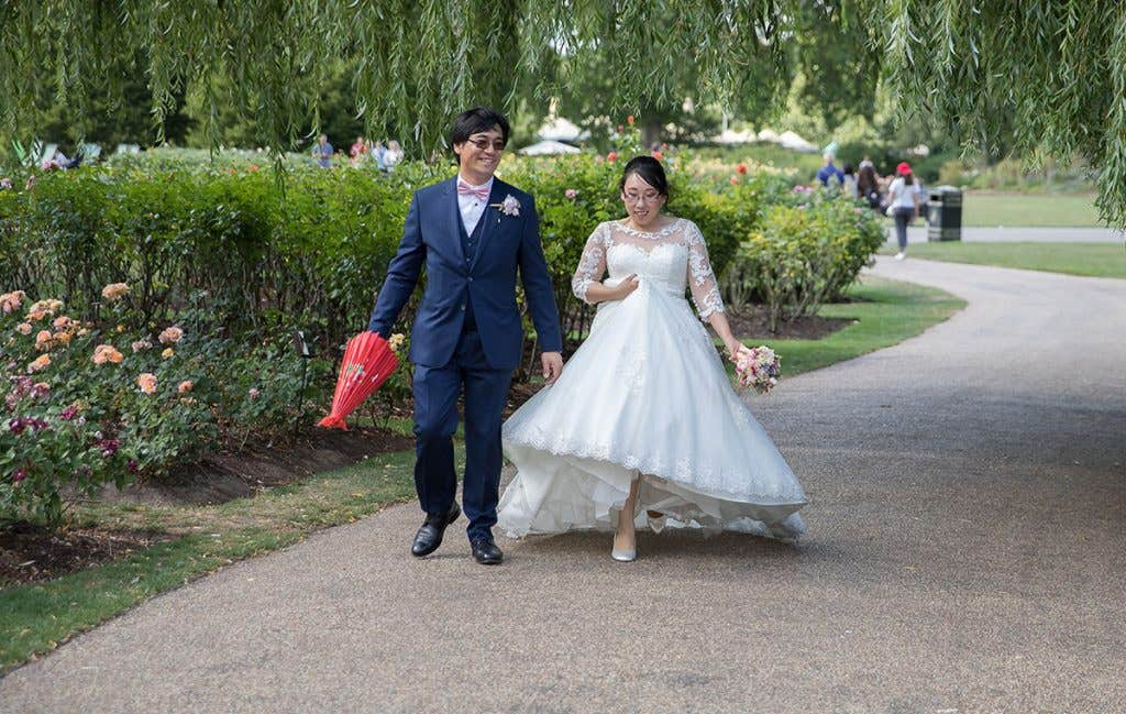 Real Weddings Bristol: Sin Mei and Wai-Yee's Chinese style wedding