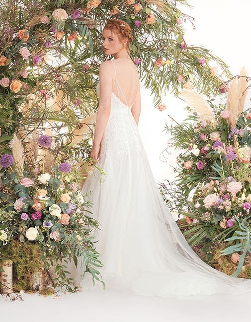 Ginger by Viva Bride, the perfect wedding dress for a Spring wedding