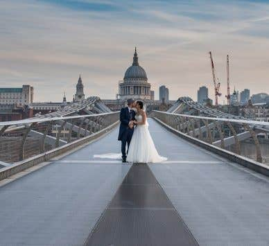 Our ultimate guide for your London Wedding