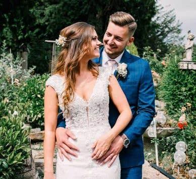 Real Weddings Brighton: Sally and Matt's beautiful hotel wedding