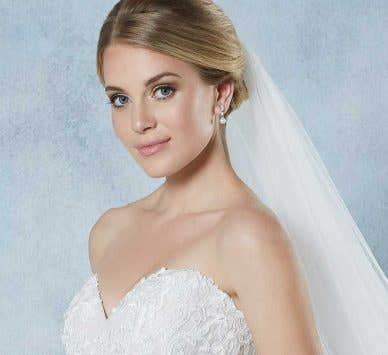 How to choose the perfect wedding veil