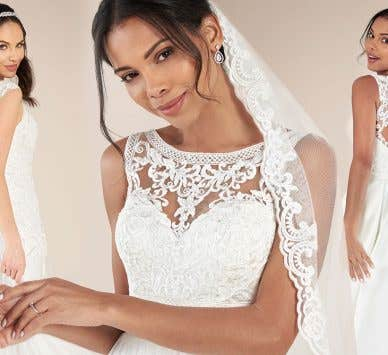Five exquisite wedding dresses you won't want to miss!