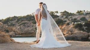WED2B Real Weddings: Sophie and Robert's sunny Ibiza wedding