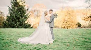 Real Weddings Rotherham: Bethany and Stein's beautiful wedding reception in West Yorkshire