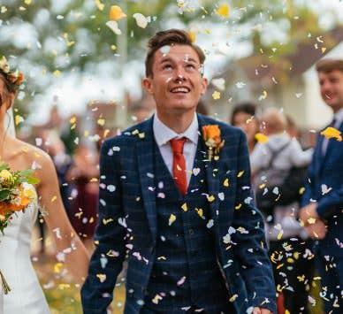 Real Weddings Norwich: Emma and Tom's delightful Norfolk wedding