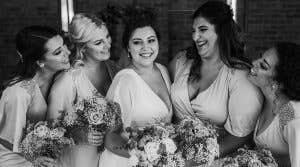 Real Weddings Milton Keynes: Jessica and Cameron's rustic Cotswolds wedding